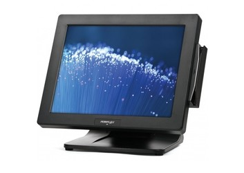"Сенсорный терминал Posiflex PS-3315E-B-RT черный, 15"" TFT, Intel Celeron J1900 2.16 GHz, SSD, 4 GB DDR3, MSR, USB"