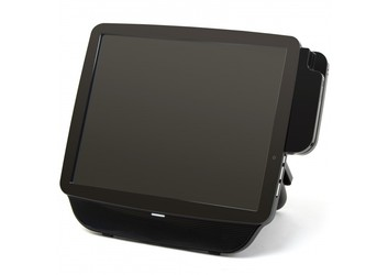 "POS-терминал сенсорный POScenter POS300 (15"", Resistive touch - USB, Intel®J1900, 2.0 GHz; MSR) без ОС"