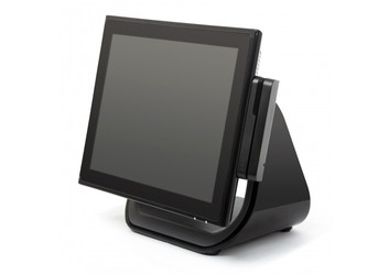 POS-терминал сенсорный POScenter POS500 (Intel® J1900 2.0GHz; 4Gb RAM;128GbSSD; P-CAP touch; MSR) без ОС