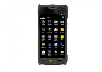 "Терминал сбора данных IDZOR Z-2000 / Android 4.4 / Без сканера / Bluetooth / Wi-Fi / GSM / 2G / GPS / 3G / NFC / 13.0MP (camera) / RAM 2 GB / ROM 16 GB / 4x-core 1,2 GHz / 5.0"" / 1280 x 720 / 5 клавиш / 4660 mAh / 230 g / IP 67"